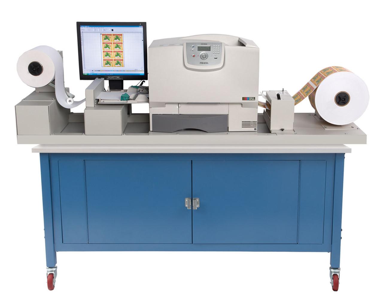Primera CX1200 Color laser label printer