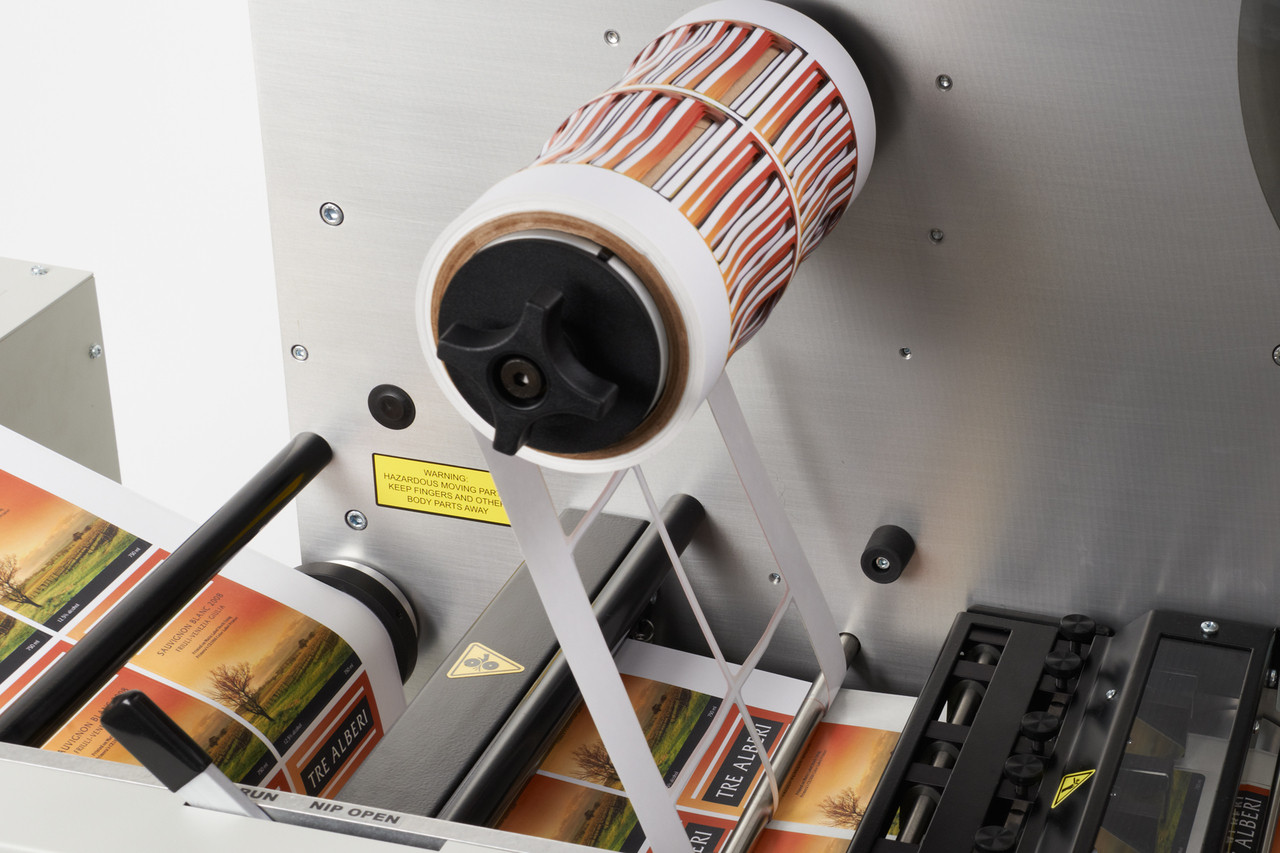 Matrix removal on the Primera FX100 matrix removal system