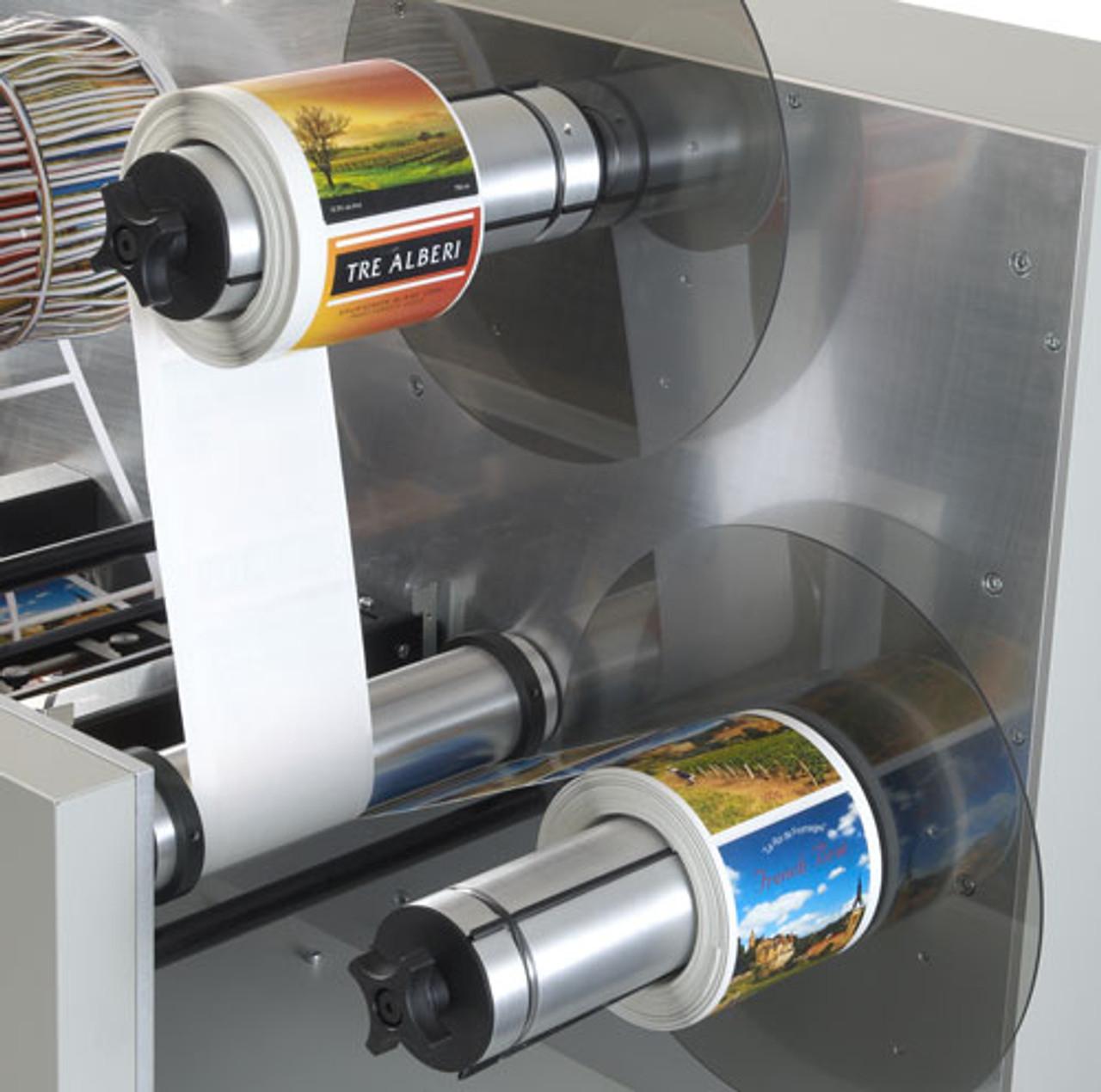 Rewinder on the Primera FX1200
