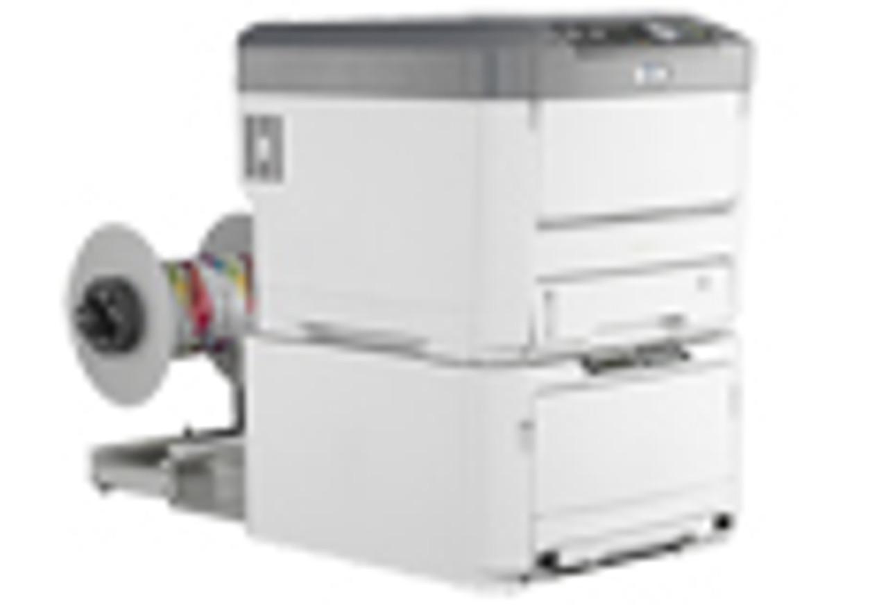 Afinia R635 color label press side view