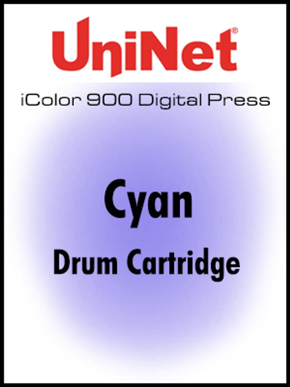 iColor 900 Digital Press Cyan drum cartridge