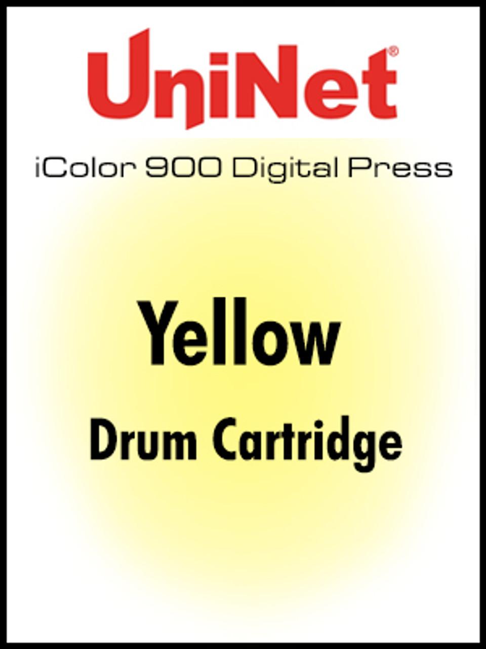 iColor 900 Digital Press Yellow drum cartridge