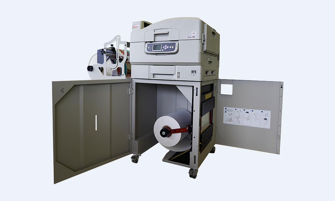 UniNet iColor 900 Laser Label Press