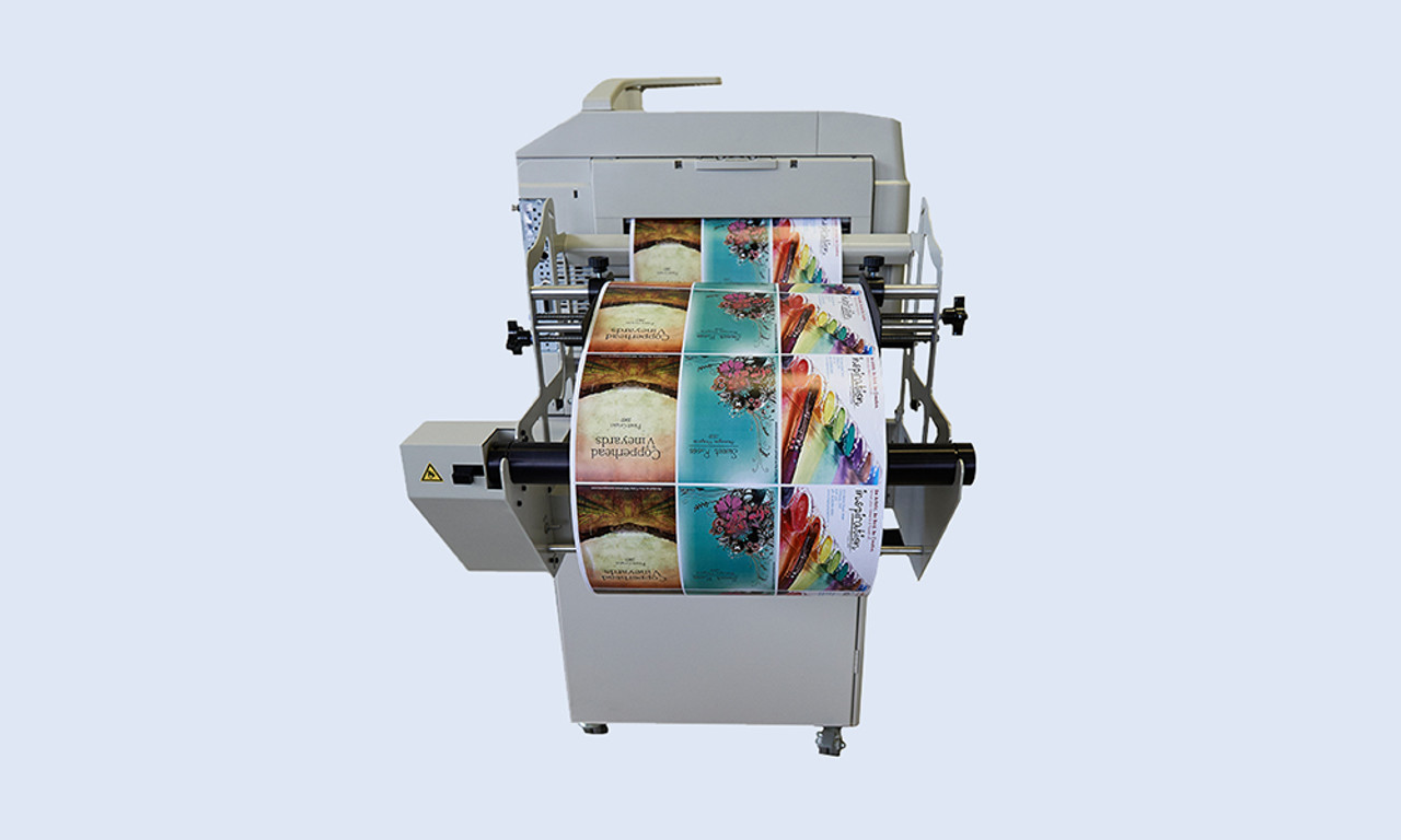 UniNet iColor 900 Digital Color Label Printer