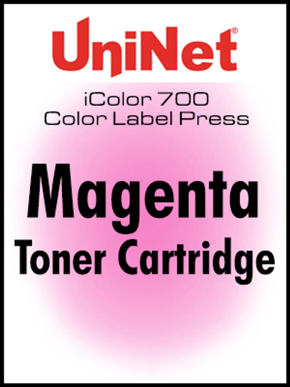 iColor 700 Digital Press Magenta toner cartridge