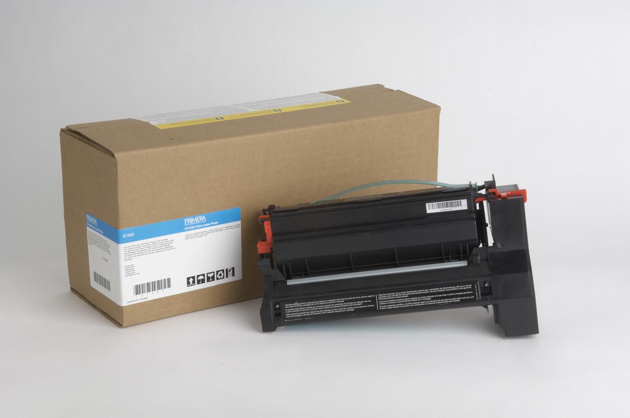 Primera CX1000/CX1200 Cyan Toner Cartridge, Extra High Yield 57402