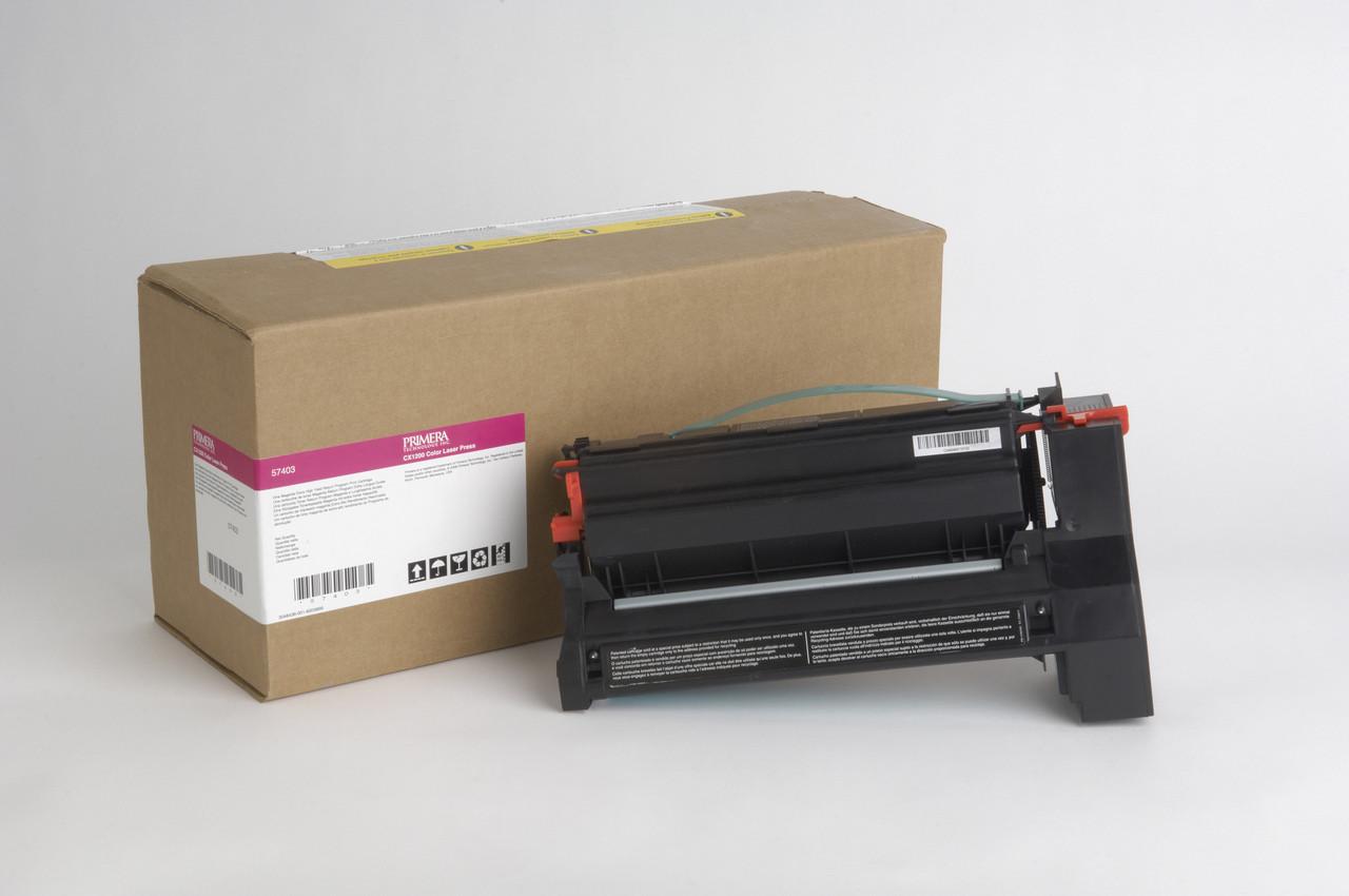 Primera CX1000/CX1200 Magenta Toner Cartridge,Extra High Yield 57403