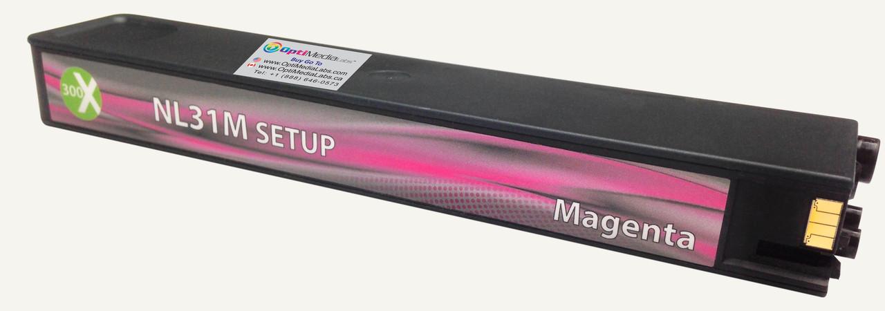 NeuraLog NeuraLabel 300x Pigment Magenta Ink Cartridge (HW-300X-MRPC)