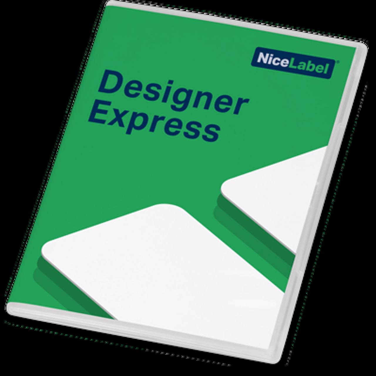 NiceLabel 2017 Designer Express (NLDEXX001S)