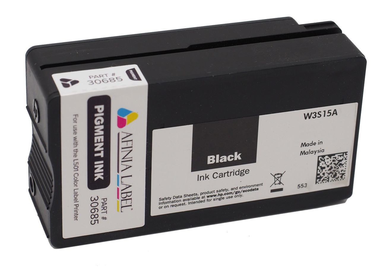 Afinia L501/L502 Pigment Ink Cartridge - Black