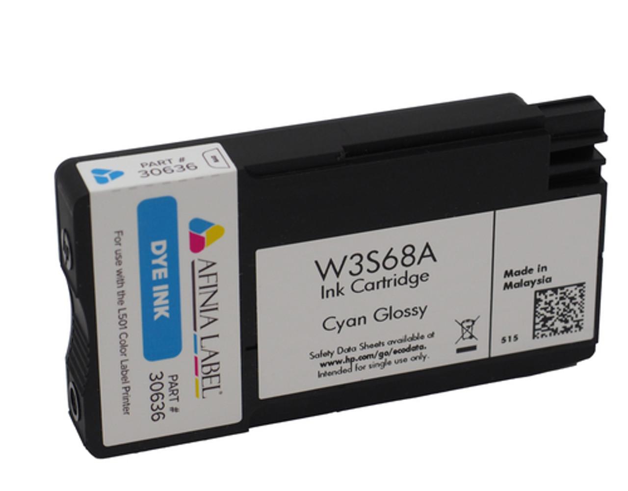 Afinia L501/502 Dye Ink Cartridge  - Cyan