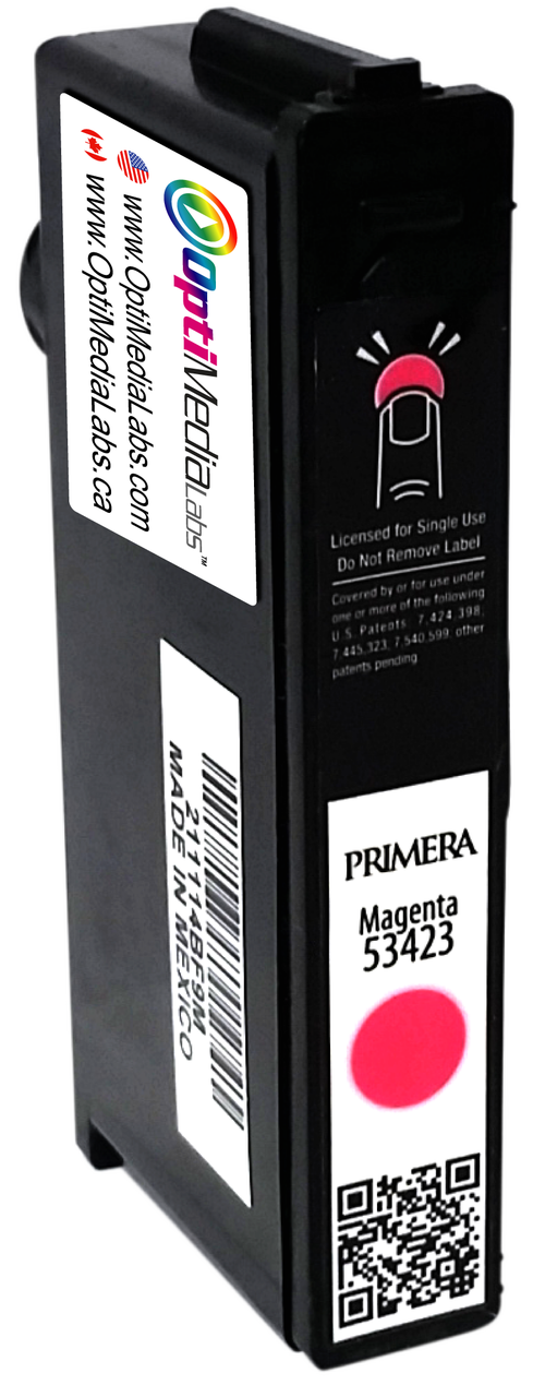 Primera LX900 Dye Magenta Ink Cartridge, High-Yield - 53423
