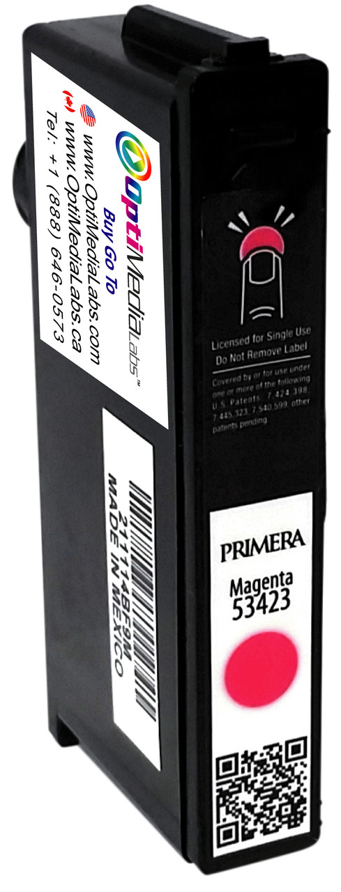 Primera LX900 Magenta dye ink cartridge included in this multi-pack
