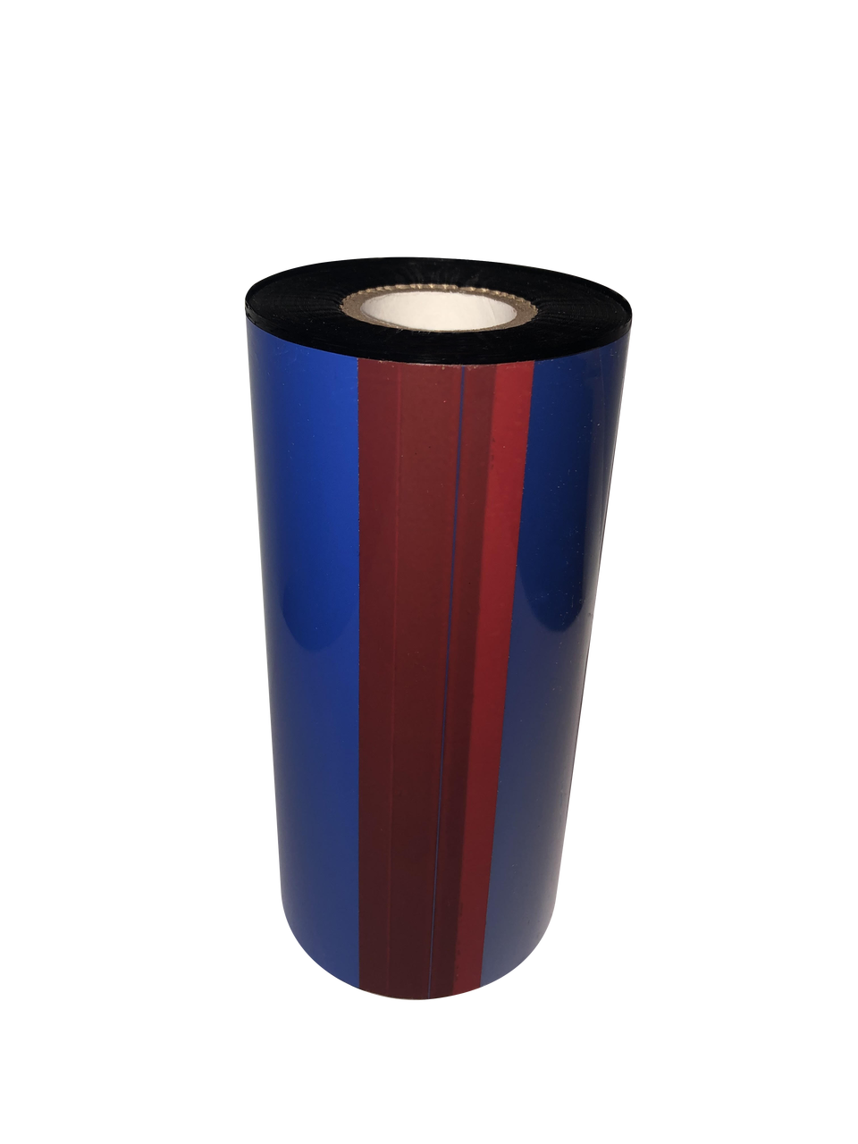 "Zebra 4""x984 ft TR4085plus Resin Enhanced Wax-12/Ctn thermal transfer ribbon"
