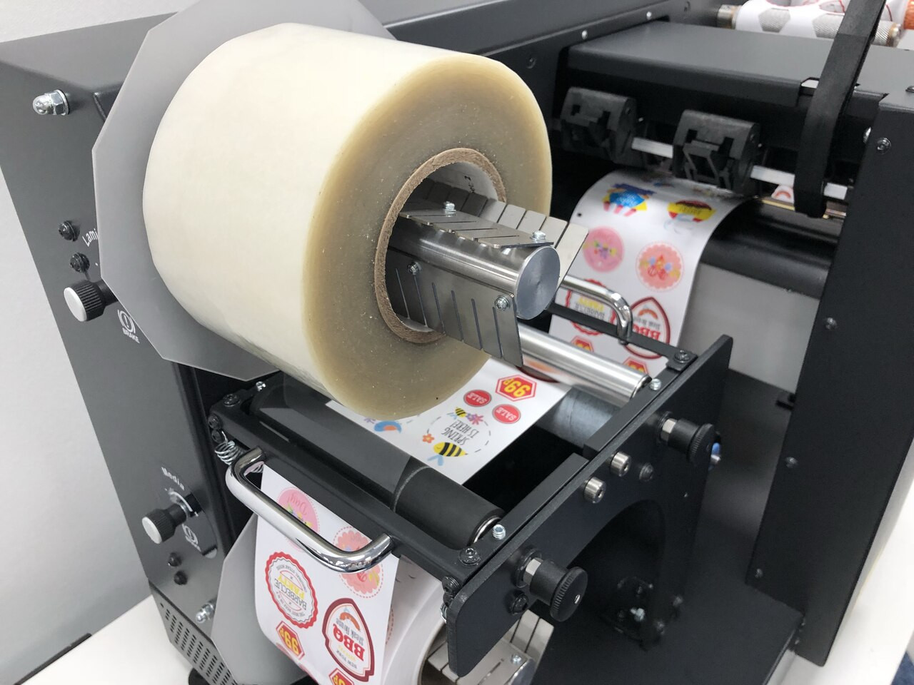 Eclipse Mini Label Finishing System | Label Cutter for Epson TM-C7500