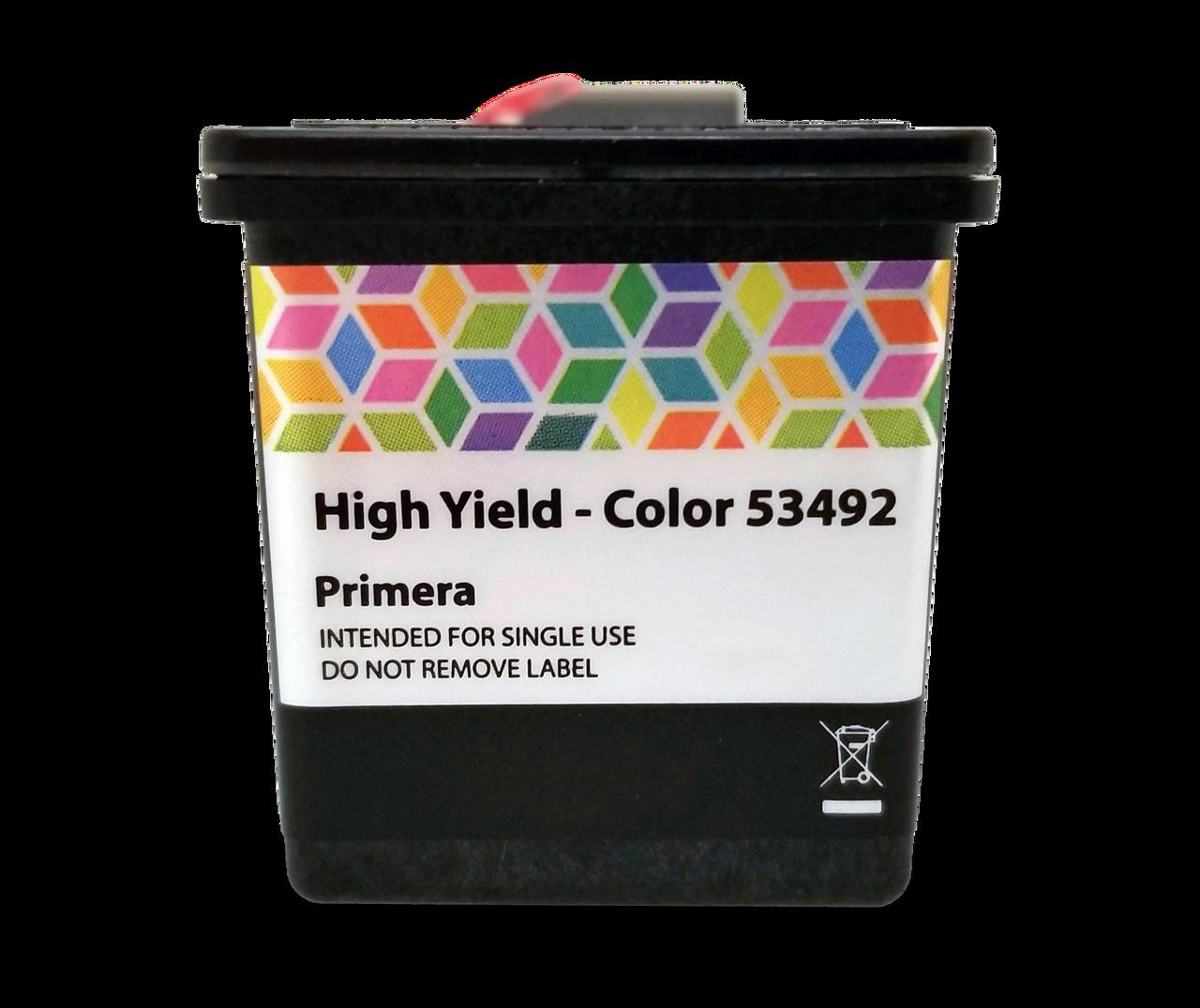 Primera LX910 Dye Color Ink Cartridge - 53492