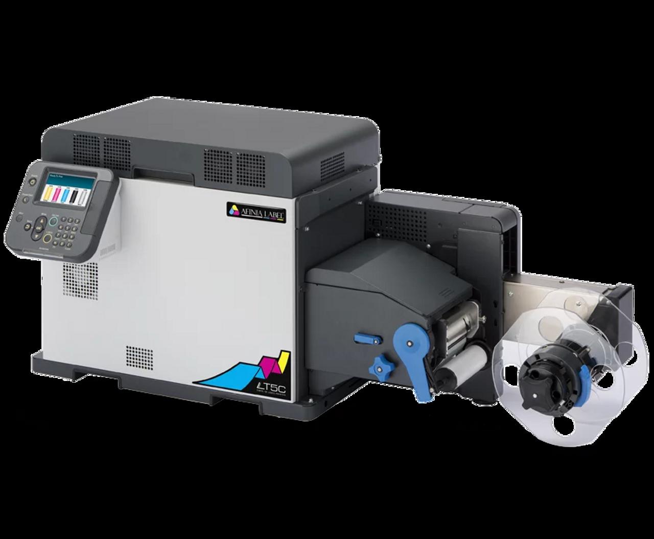 Afinia LT5C LED Label Printer CMYK+W 120v (AL-36138)