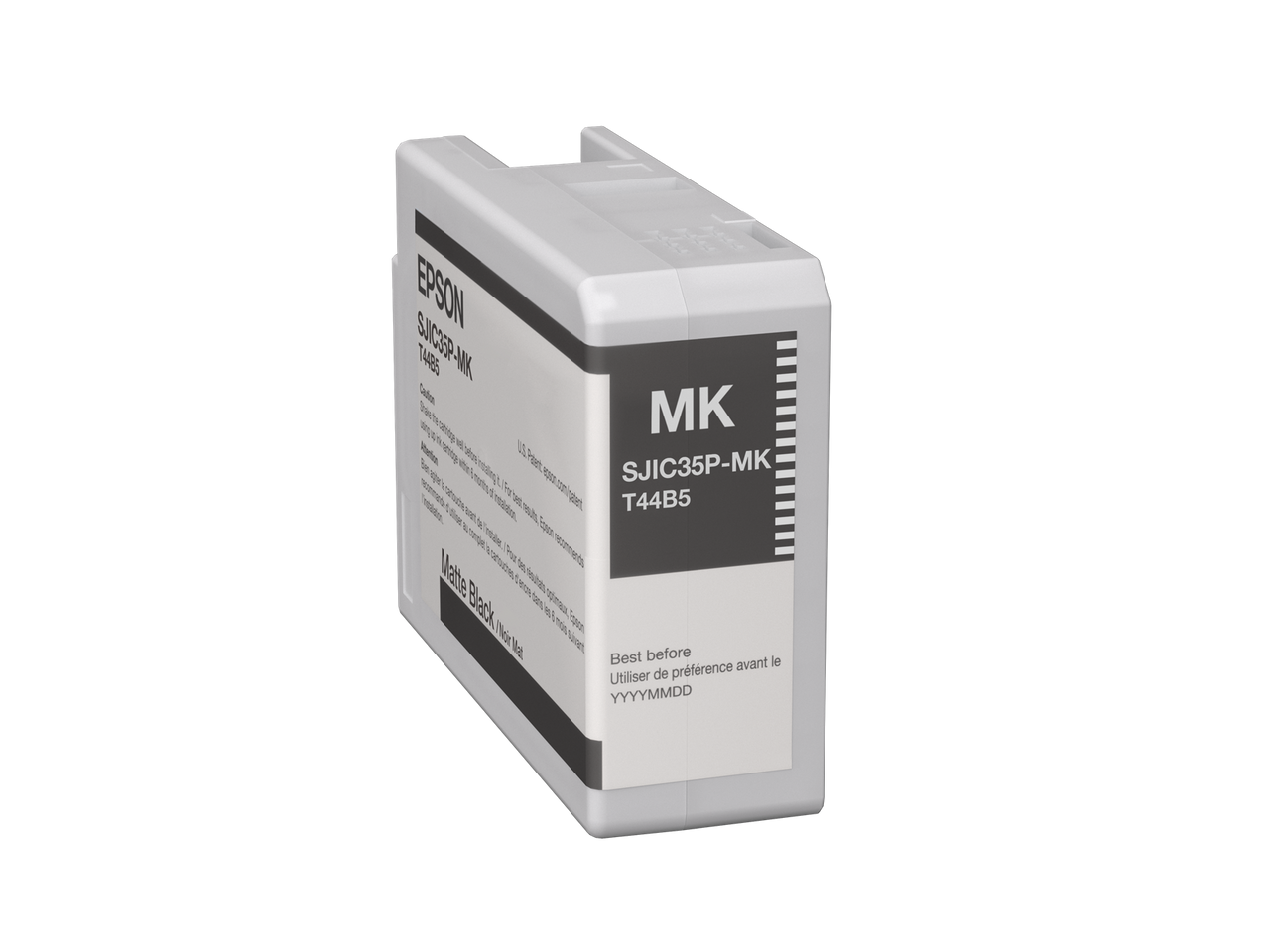Epson ColorWorks C6000/C6500 SJIC35P(MK) Black Matte Ink Cartridge | C13T44B520