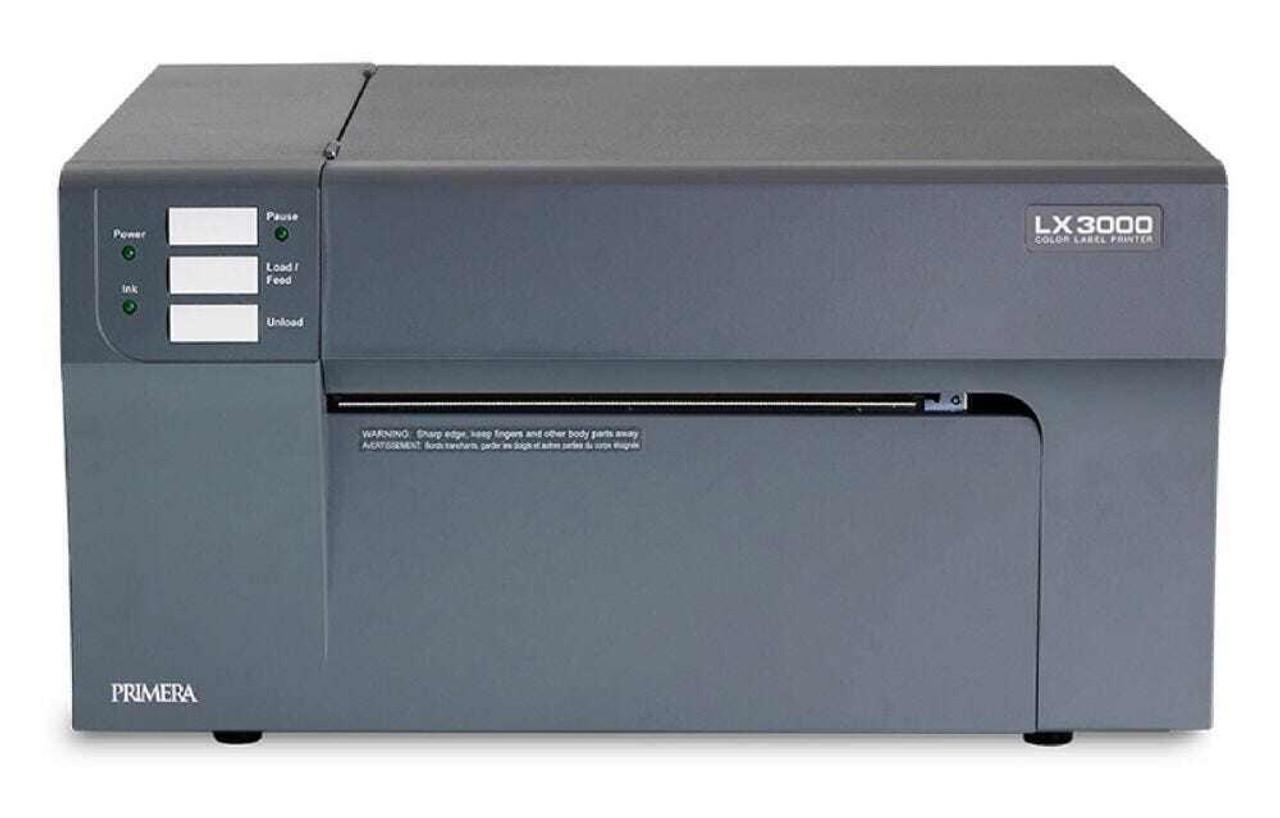 Primera LX3000 Color Label Printer - Dye Ink