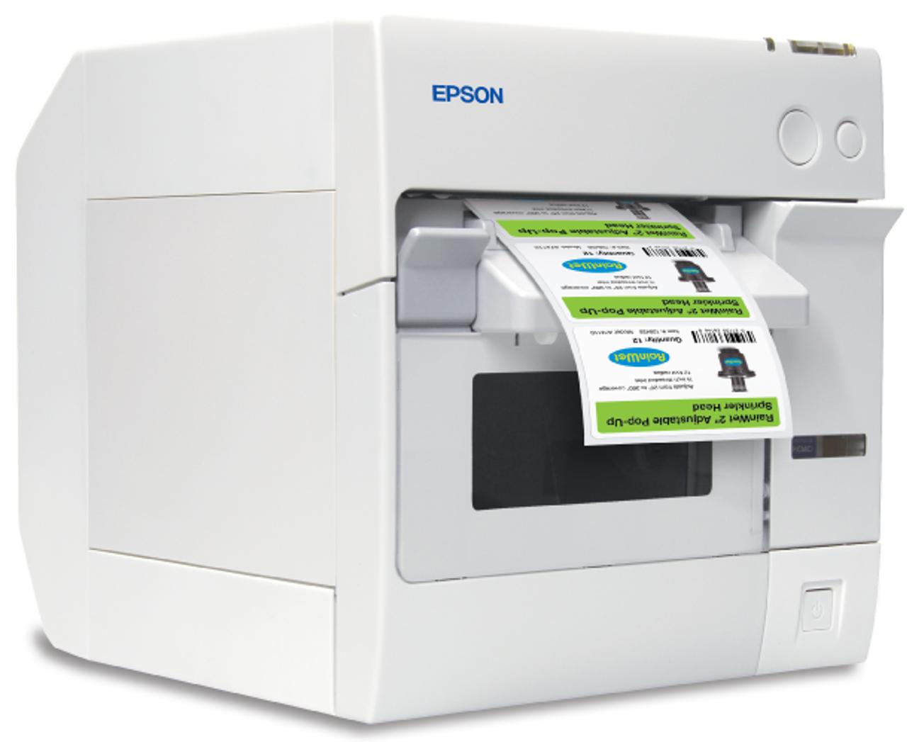 Epson ColorWorks TM-C3400-011 Color Label Printer [USB]