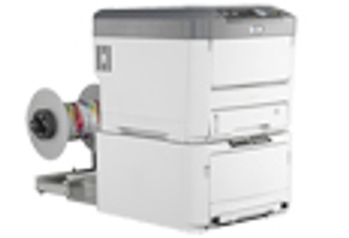 Afinia R635 color label press side view