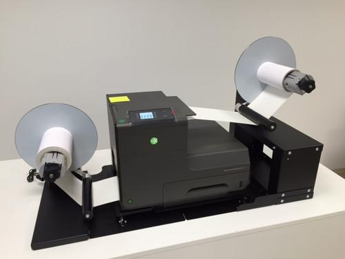 NeuraLog NeuraLabel 300x Rewinder/Unwinder System