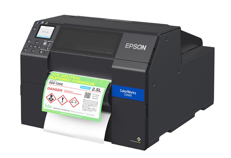 On Sale - Epson ColorWorks C6500P Color Label Printer