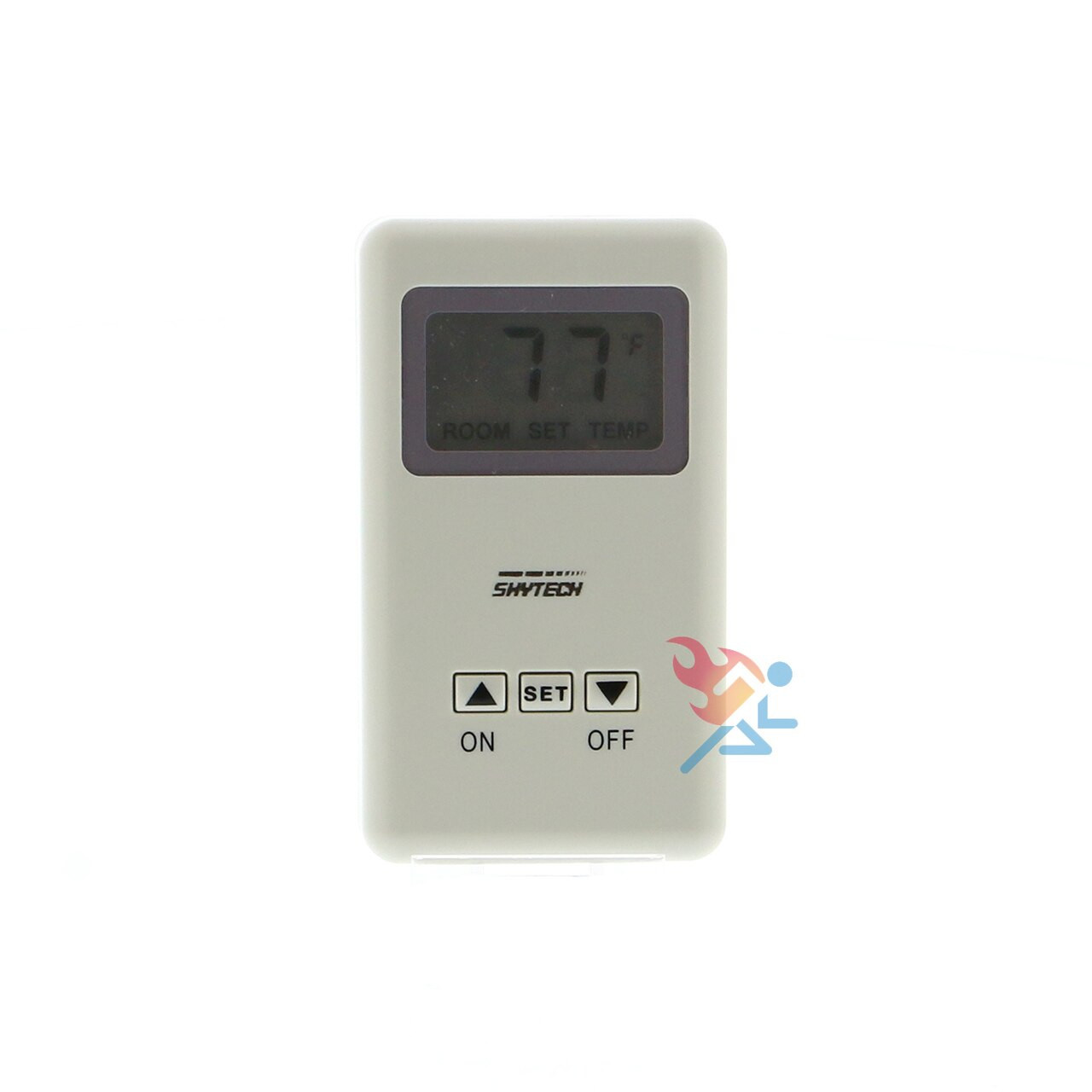 SkyTech TS-R-2A Fireplace Remote and Thermostat