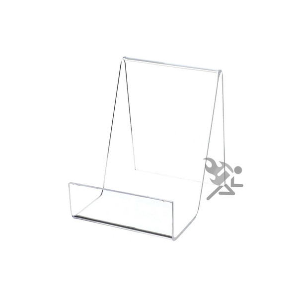 """4"""" Book Display Stand Easel with 1-1/2"""" Resting Shelf"""