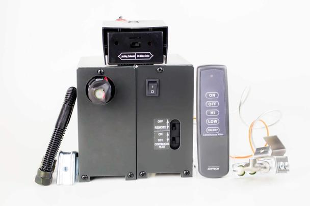 Skytech AFVK-SP-MH/L-SPLIT Spark to Pilot Hi/Lo Split Gas Valve Kit Remote Control Vented Gas Logs