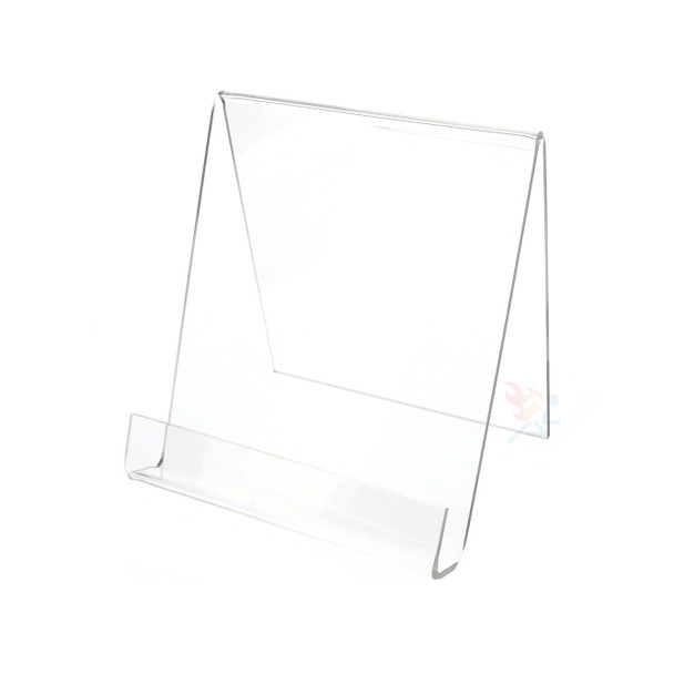 """6"""" Book Display Stand Easel with 7/8"""" Resting Shelf"""
