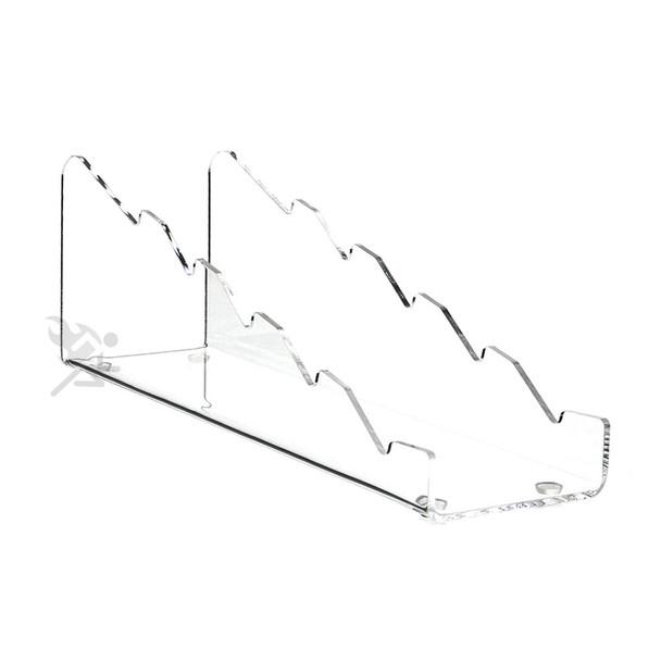 Acrylic 5 Tier Knife Display Stand