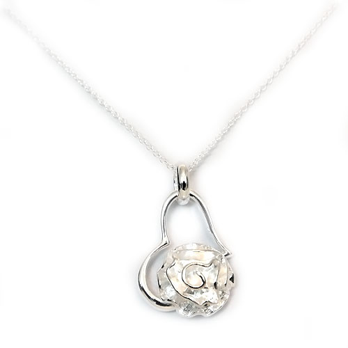 Copy of Sterling Silver Bow Tie Pendant with Free 20 Inch Chain!