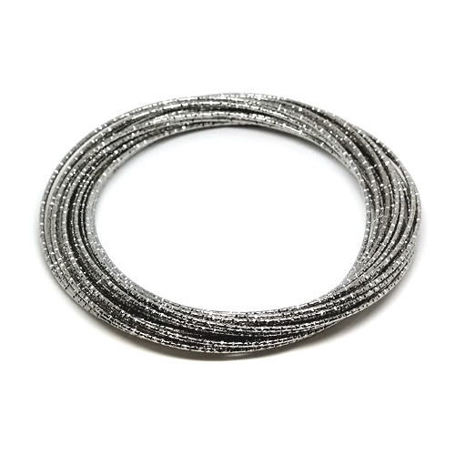 925 Sterling Silver Stacking Bangles