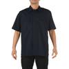 5.11 Tactical TDU Shirt - Short Sleeve, Ripstop (Dark Navy, Black)