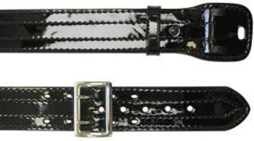 Dutyman Black Clarino Duty Belt (4031)