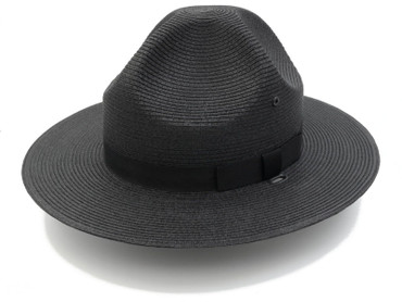 Campaign Style Straw Hat