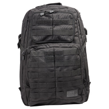 Black 5.11 Tactical RUSH 24 Backpack