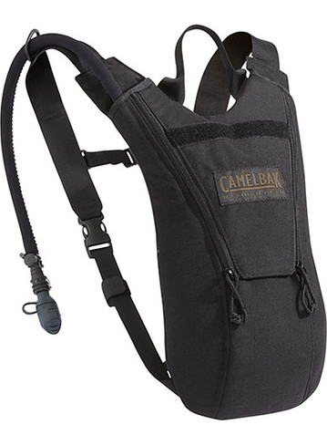 Black Stealth By Camelbak with Mil-Spec Antidote Reservoir