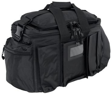 Black Tactical Gear Bag