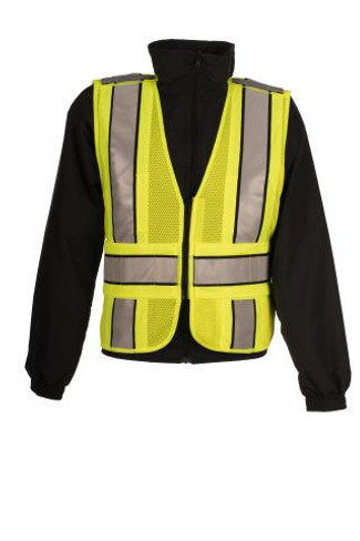 Spiewak - VizGuard Airflow Public Safety Vest