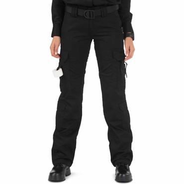 5.11 Tactical Women's EMS Pants (Dark Navy, Black)
