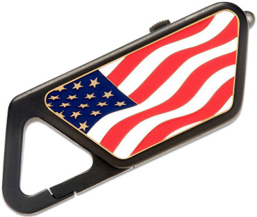 ASP Sapphire USB (Rechargeable) American Flag