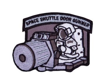 Mil Spec Monkey Patch - Space Shuttle Door Gunner