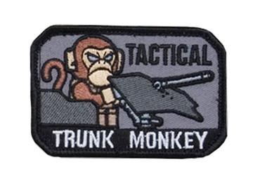 Mil Spec Monkey Patch - Tactical Trunk Monkey