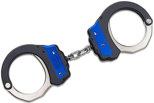 ASP Ultracuffs Chain Identifier (Steel) Blue