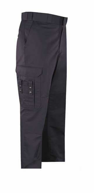 Conqueror EcoSeries Twill Men's Trousers with REPREVE - EMT Pocket Style (Dark Navy)