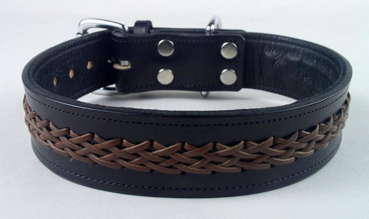 Dog Collars Designer Braided