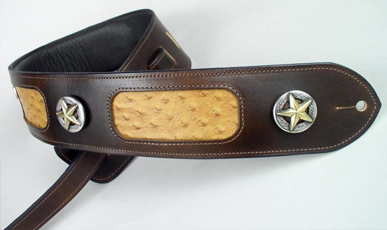 Guitar Strap Inlay Series
