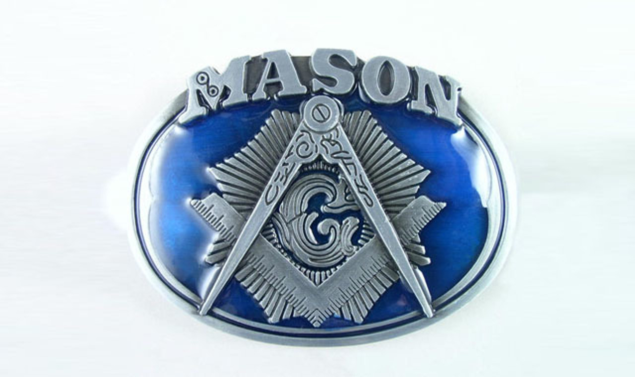 Masonic Belt Buckles